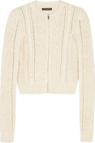 Isabel Marant Gently open-knit cardigan