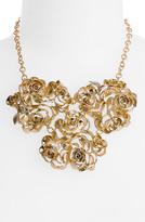Kendra Scott 'Addy' Rose Bib Necklace