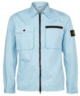 Stone Island 2-pocket Zippered Shirt
