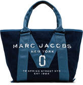 Marc Jacobs NEW LOGO SMALL TOTE DENIM
