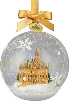 Kurt Adler Downtown Abbey Castle In Glass Ornament