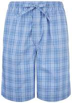 Derek Rose Plaid Lounge Shorts
