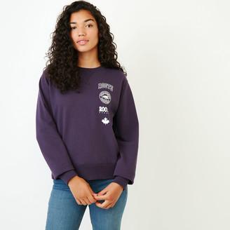 Roots Stamps Crew Sweatshirt