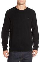 Lacoste Men's Crewneck Cashmere Sweater