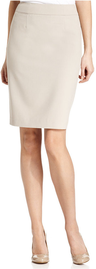 Calvin Klein Skirt, Stretch Pencil