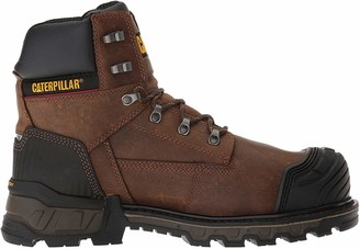 "Caterpillar mens Excavatorxl 6"" Wp Construction Boot"