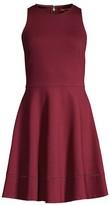 Kate Spade Ponte Fit & Flare Dress