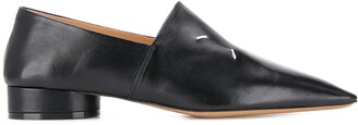 Maison Margiela pointed-toe loafers