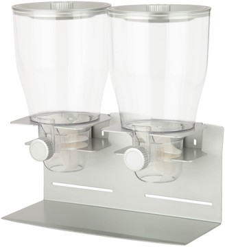 Honey-Can-Do Commercial Plus Edition Double DryFood Dispenser