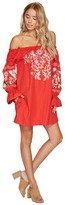 Free People Fleur Du Jour Mini Dress Women's Dress