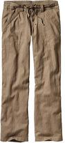 Patagonia Women's Island Hemp Pants Reg