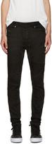 Diesel Black Bakar-Ne Jogg Jeans