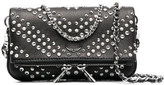 Zadig & Voltaire Rock nano studded bag