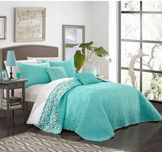 Chic Home Anat 9 Pc Queen Quilt Set Bedding