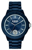 Versus By Versace Men's SOY050015 Tokyo Analog Display Quartz Blue Watch