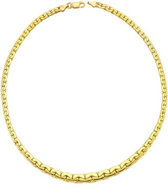 TULLIA Bold Chain 14K Gold Necklace
