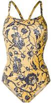 Etoile Isabel Marant Seeley swimsuit - women - Polyamide/Spandex/Elastane - 36