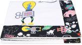 Fendi monster print towel