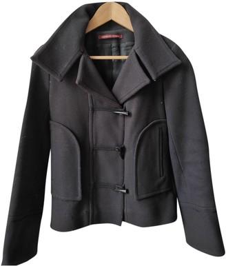 Comptoir des Cotonniers Grey Wool Coats