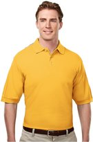 Tri-Mountain Men's Big And Tall Double Stitched Polo Shirt