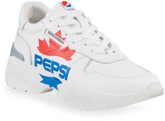 DSQUARED2 Men's x Pepsi Sneakers