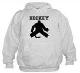 CafePress - Hockey Goalie Hoody - Kids Hooded Sweatshirt, Classic Hoodie