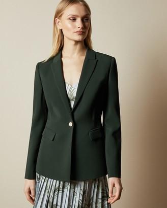 Ted Baker RAEE Single breasted blazer jacket