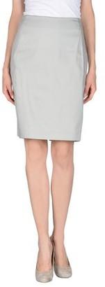 Pianurastudio Knee length skirt