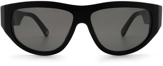 AHLEM Bel Air Black Sunglasses