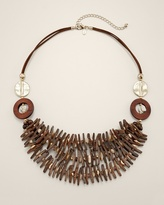 Chico's Lani Bib Necklace