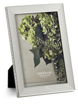 Vera Wang Wedgwood Wedgwood With Love Nouveau Silver Frame 4x6
