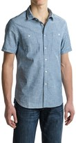 Jachs Double-Pocket Workwear Shirt - Short Sleeve (For Men)