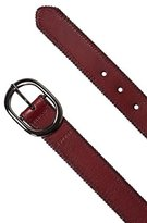 Esprit Women's 096EA1S006 Belt, Red (GARNET RED)