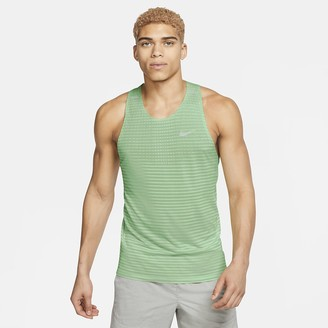 Nike Men's Running Tank Techknit Ultra
