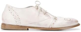 Marsèll Worn Effect Oxford Shoes
