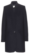 Stella McCartney Wool-blend Overcoat
