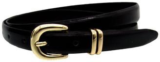 Loop 20mm Patent Belt Metal