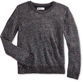 Epic Threads Metallic Knit Sweater, Toddler Girls (2T-4T) & Little Girls (2-6X), Only at Macy's