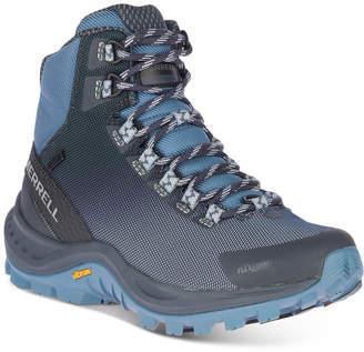 Merrell Women Thermo Cross Shell Waterproof Winter Boots Women Shoes