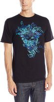 Crooks & Castles Men's Mosaic Medusa T-Shirt