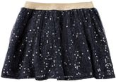 Osh Kosh Toddler Girl Sequin Lace Skirt
