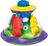 Toysmith Push & Spin Forest Carousel