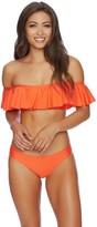 Splendid Sun-sational Solids Bandeau Bikini Top