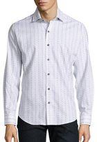 Robert Graham Adan Tailored Fit Dobby Shirt
