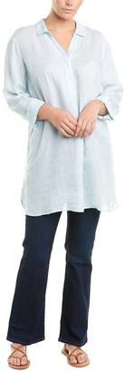 NIC+ZOE Plus Linen Tunic