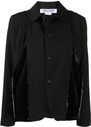Comme des Garçons Comme des Garçons Deconstructed Jacket
