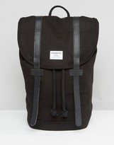 SANDQVIST Stig Backpack In Black