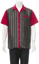 Lanvin Embroidered Button-Up Shirt w/ Tags
