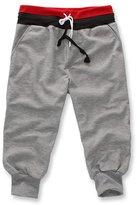 Leegor Men Sport Sweatpants Shorts Baggy Jogging Trousers (XL, )