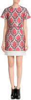 Mary Katrantzou Cropped Jacquard Top
